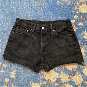 Vintage Levi's Cutoff Shorts 30